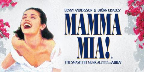 Mamma Mia! Novello Theatre, London