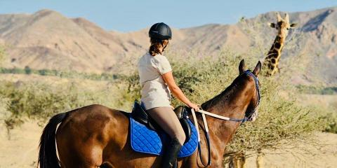 Horse-riding at Desert Islands Resort & Spa by Anantara