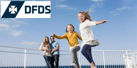 DFDS Seaways for mini cruises, cruise and hotel, and cruise and drive breaks.