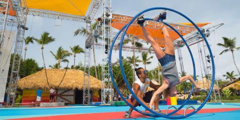 Activities at Club Med Punta Cana, Dominican Republic.