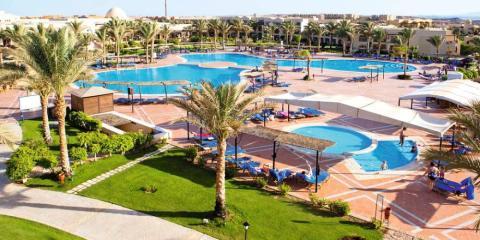 Jaz Lamaya Resort, Egypt