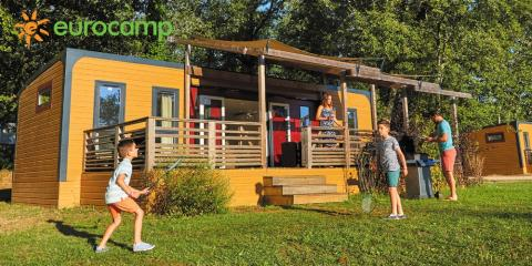 Eurocamp are perfect for family holiday parcs and campsites around Europe.