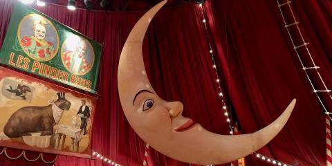 Circus Restaurant, Parc Asterix