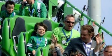 Family Days Out: Ben 10 Ultimate Mission at Drayton Manor Park