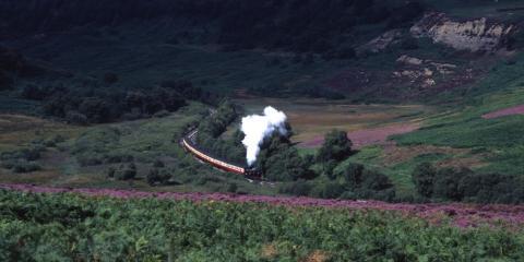 Steam railway, Yorkshire