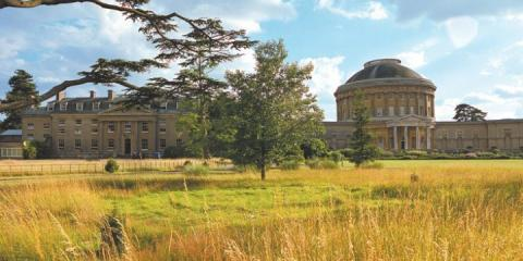View of The Ickworth
