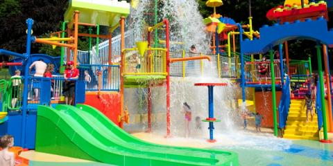 DUPLO® Valley Drench Towers and Splash Safari at LEGOLAND.