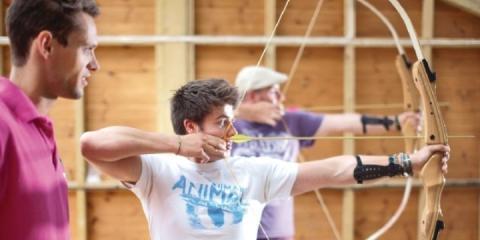 Archery at Oakdene.