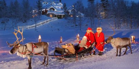 © Kakslauttanen Arctic Resort.