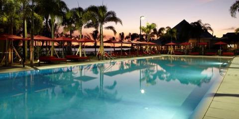 Pool at Sandpiper Bay, Florida.