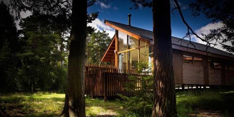 Cropton Cabin
