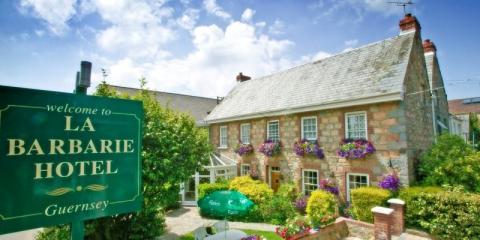 La Barbarie Hotel, Guernsey