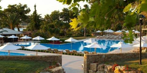 Sani Beach Club, Sani Resort, Halkidiki