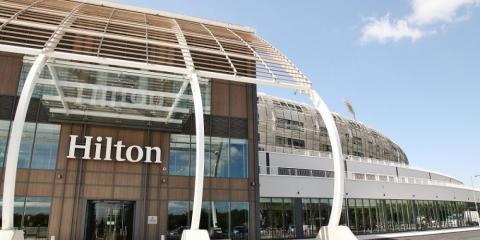 Hilton hotel in Southampton