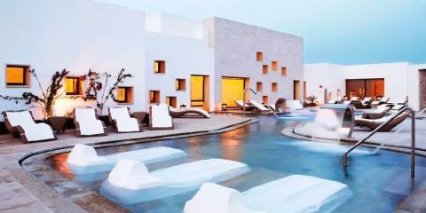 The spa at the Grand Palladium Palace Ibiza Resort & Spa.
