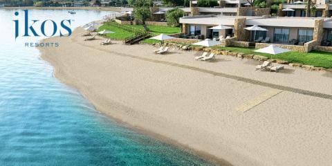 Ikos Resorts: Stylish all-inclusive 5-star resorts around the Med.