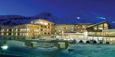 Grand Hotel Paradiso, Passo Tonale, Italy