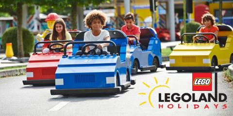 Short breaks for families at LEGOLAND Resort, Windsor.