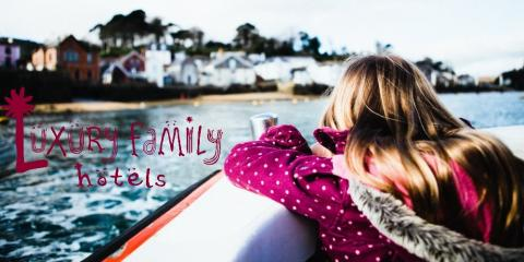 Luxury coastal and rural hotels, perfectly kitted-out for families.