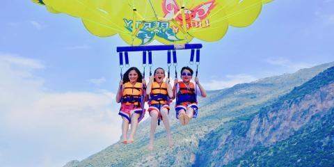 Airborne fun at .