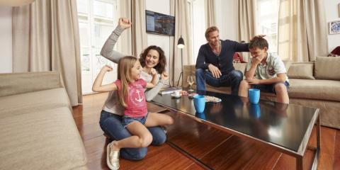 A Family Suite at the Martinhal Chiado.