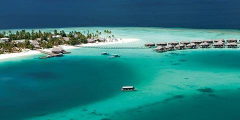 Constance Halaveli Resort Hotel, Maldives