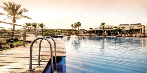 Pool view at the Insotel Punta Prima Resort & Spa.
