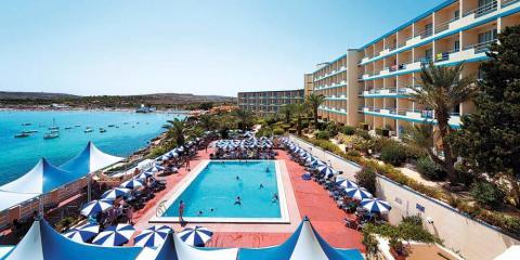 Hotel Mellieha Bay, Malta
