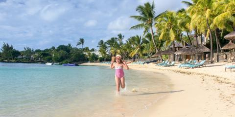 Enjoy a luxury family holiday in Mauritius.