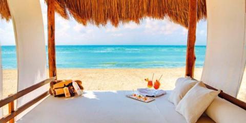 TUI SENSATORI Resort Azul Mexico.
