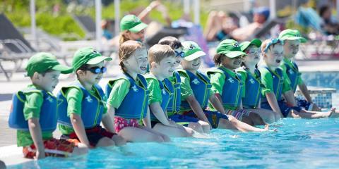 Kid's Club swim sessions at Neilson Airone Beachclub.
