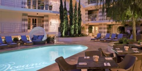 Oceana Santa Monica Hotel, LA