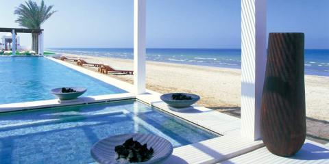 Chedi Hotel, Muscat