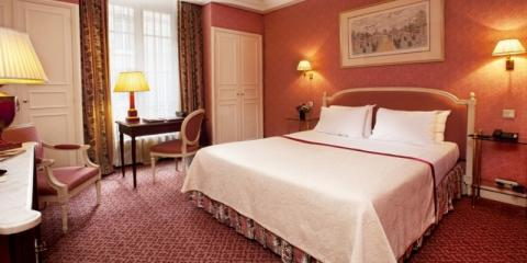 Double Room at Victoria Palace.