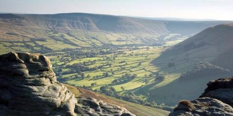 Peak District National Park.