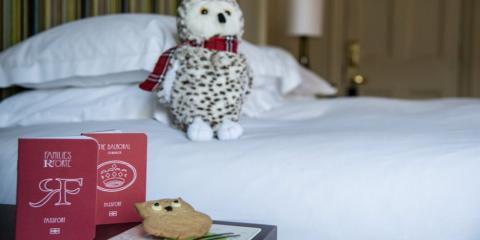 Kids are just as important at The Balmoral Hotel.