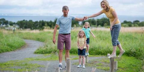 Get outdoors at Haven Seton Sands.