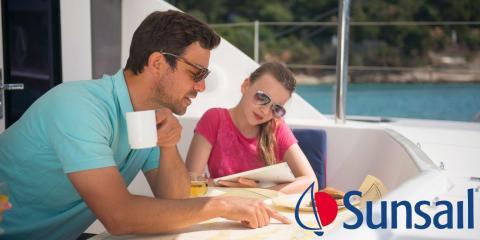 Sunsail family holidays