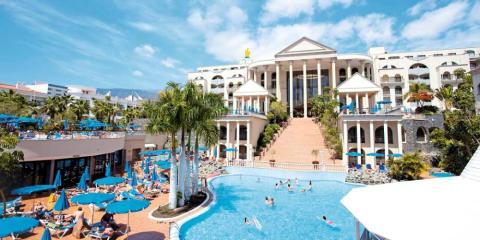 Hotel Bahia Princess Costa Adeje Tenerife Take The Family
