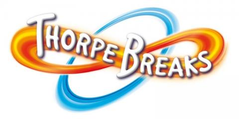 Short breaks for families at Thorpe Park.