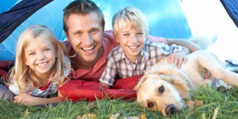 Green family holidays