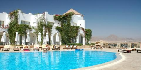 A family holiday resort