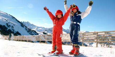 Family Ski Holiday Tips