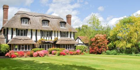 Holiday cottages around the UK.
