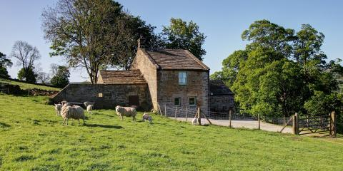 One of many family-friendly cottages in Yorkshire.