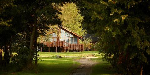 Silver Birch Cabin at Cropton.