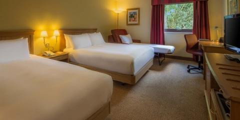 Family room at Hilton Warwick