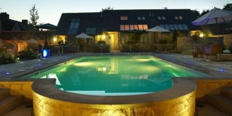 Outdoor pool at The Feversham Arms Hotel & Verbena Spa.